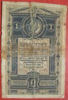 1 Gulden 1.1.1882 (WPM A153) - Austria