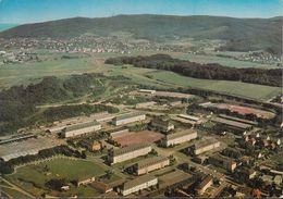 D-58675 Hemer - Sauerland - Blücherkaserne - Luftbild - Aerial View - Bundeswehr ( Seit 2007 Aufgegeben ) - Hemer
