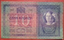 10 Kronen 2.1.1904 (WPM 9) - Austria
