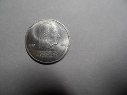 DDR 1972 - 20 Mark Coin Friedrich Schiller Neusilber New Silver - [ 6] 1949-1990 : GDR - German Dem. Rep.