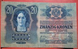 20 Kronen 2.1.1913 (WPM 10) - Austria