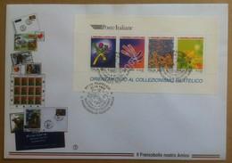 FDC Filagrano - Italia 1999 - Orientamento Collezionismo Filatelico - Ann. Spec. - Francobolli