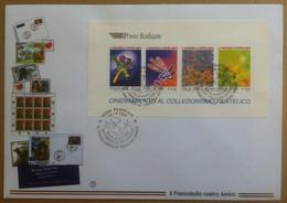 Italia 1999 - Orientamento Collezionismo Filatelico - FDC Filagrano Ann. Spec. - Francobolli