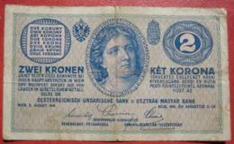 2 Kronen 5.8.1914 (WPM 17) - Austria