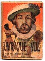 Librito Pequeño  De Enrique VIII - Libros, Revistas, Cómics