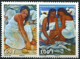 Polynésie, N° 829 à N° 830** Y Et T - Polinesia Francesa