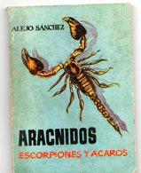 Librito Pequeño  De Aracnidos - Libros, Revistas, Cómics