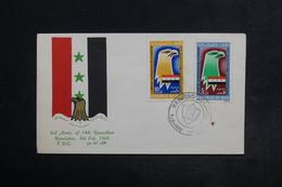 IRAQ - Enveloppe FDC En 1966 - L 33277 - Iraq
