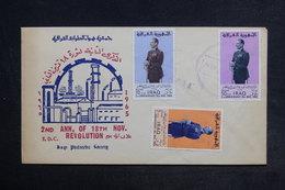 IRAQ - Enveloppe FDC En 1965 - L 33278 - Iraq