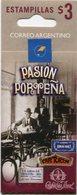 PASION PORTEÑA, CAFES HISTORICOS DE BUENOS AIRES. CARNET ARGENTINA AÑO 1999. COFFEE SHOP CAFE PORTEÑO TANGO - LILHU. - Otros