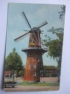 M84 Ansichtkaart Met Hollandse Molen - Pays-Bas