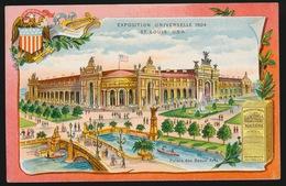 EXPOSITION UNIVERSELLE 1904 ST.LOUIS U.S.A. - Exhibitions