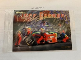 Jeff Gordon Card #abcde - Telefoonkaarten