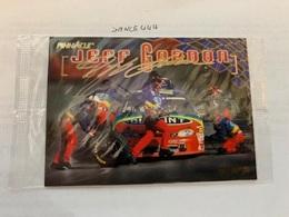Jeff Gordon Card #abcde - Phonecards