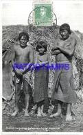 114499 ARGENTINA JUJUY LEDESMA COSTUMES NATIVE INDIOS CHAGNANCO POSTAL POSTCARD - Argentine