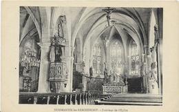~  JP   ~  88   ~  DOMMARTIN Les REMIREMONT    ~ Intérieur De L' église    ~ - France