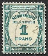TAXE   N°  60  - Oblitéré - Taxes