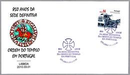 850 Años Sede Definitiva De LOS TEMPLARIOS En PORTUGAL - Templars In Portugal. Lisboa 2010 - Otros