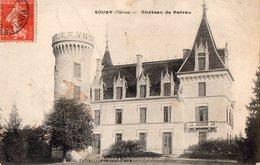 SOUGY - Château De Bateau - - Autres Communes
