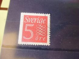 SUEDE YVERT N°416 A - Gebraucht