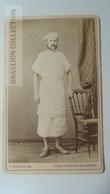 D164592 CDV Cabinet Photo -L.Bolzau -LEMGO WARBURG - Ca 1870-80 - Bäker - Bäcker - Boulanger - Fotos