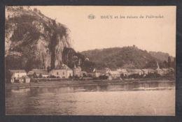 72961/ YVOIR, Houx Et Les Ruines De Poilvache - Yvoir