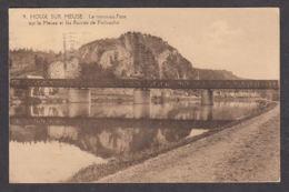 72964/ YVOIR, Houx, Le Nouveau Pont Sur La Meuse Et Les Ruines De Poilvache - Yvoir