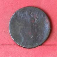GREAT BRITAIN 1/2 PENNY 1747 -    KM# 579,2 - (Nº29477) - 1662-1816 : Acuñaciones Antiguas Fin XVII° - Inicio XIX° S.