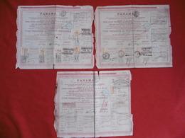 ACTION TITRE PANAMA DE LESSEPS - Aandelen
