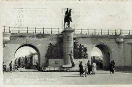 OOSTENDE-OSTENDE-MONUMENT ROI LEOPOLD II - Oostende