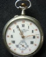Montre Gousset Charles Feuvrier - Watches: Bracket