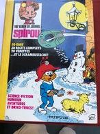 ALBUM DE SPIROU 146 REDUCTION SI ACAHT DE 4 ALBUMS - Spirou Magazine