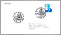 EXPEDICION ANTARTICA BELGA (1897-1899) - Belgian Antarctic Expedition - Barco RV BELGICA. Braine L'Alleud 1997 - Expediciones Antárticas