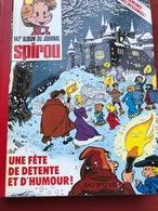 ALBUM SPIROU 147   REDUCTION SI ACHAT DE 4 ALBUMS - Spirou Magazine