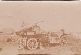 Photo 14-18 Une Auto-Canon, Canon Sur Automobile (A211, Ww1, Wk 1) - Guerre 1914-18