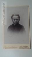 D164609 CDV Cabinet Photo -Bein & Von Leistner, Göttingen    - Ca 1890-1900 - Child - Fotos