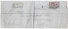 Enveloppe (Royaume-Uni) Datée De 1910 - 1902-1951 (Kings)
