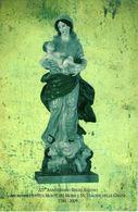 Caserta, Campania, Religioso, Vergine Delle Grazie, Marcofilia, Annullo Postale - Caserta