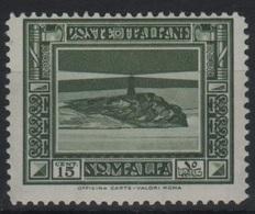 1935-38 Somalia Pittorica Dent.14 MLH - Somalia