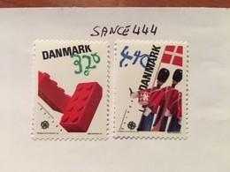 Denmark Europa 1989 Mnh  #a - Denmark
