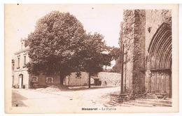 Masseret - Le Parvis - Francia