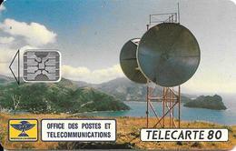 CARTE-PUCE-NOUVELLE CALEDONIE-NC11-11/93-SC5-RELAIS OPT-V°9N°C3B000606- TGE-UTILISE-TBE - New Caledonia