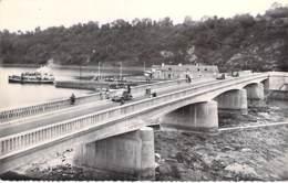 22 - LA HISSE : Bords De La Rance - Pont Et Ecluse Du Chatelier - CPSM Dentelée Noir Blanc Format CPA - Côtes D'Armor - Autres Communes