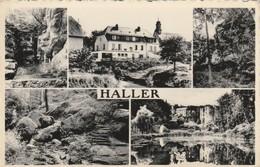 HALLER - Hotel HALLERBACH ( Prop Raymond Alf - Nilles ) - Postales