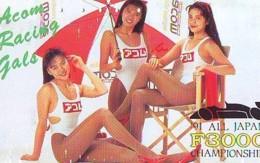 Télécarte Japon * EROTIQUE *   (6432)   EROTIC PHONECARD JAPAN * TK * BATHCLOTHES * FEMME SEXY LADY LINGERIE - Mode