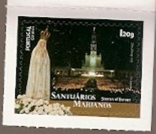 Portugal ** & Santuários Marianos, Shrines Of Europe, Fátima 2019 (5677) - 1910-... République