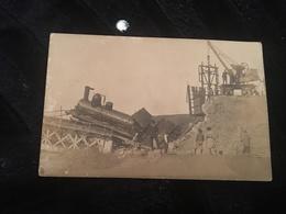 Ancienne Carte Postale - Catastrophe L'oued 18 Février 1907 - Autres Villes