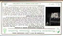 12146a)F.D.C.SERIE  Decumenicum Concilium Vaticanum Secundum PAULUS VI KIM COVER 29-30- 09 1965 - FDC