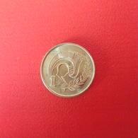 1 Cent Münze Aus Zypern Von 1996 (vorzüglich) - Zypern