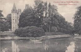 ESEN / EESSEN / DIKSMUIDE / KASTEEL DE WITTE TOREN 1910 CHATEAU DE LA TOUR BLANCHE - Diksmuide